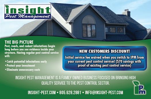 Pest Control Discounts in Ventura