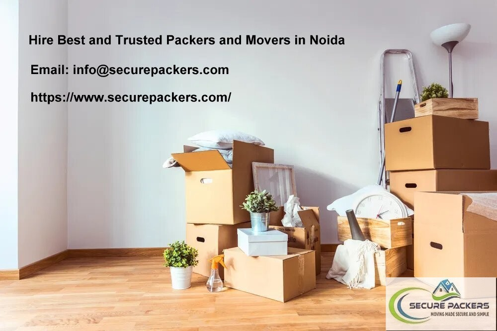 Hire Best and Trusted Packers and Movers in Noida