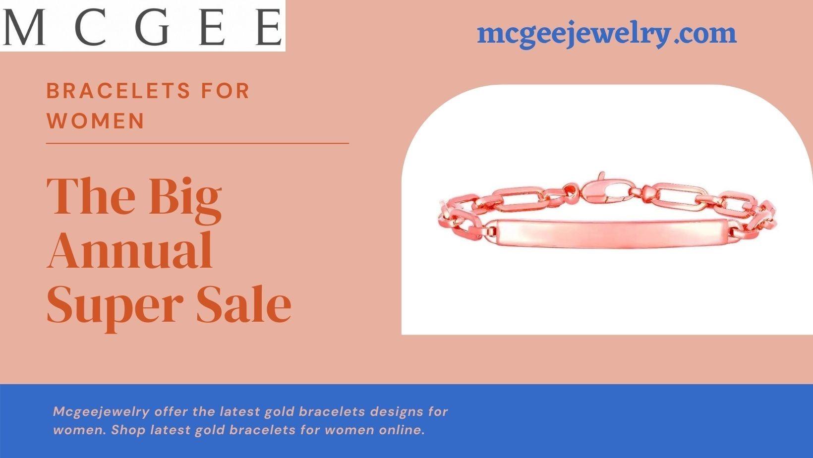 Bracelets For Women Hamilton