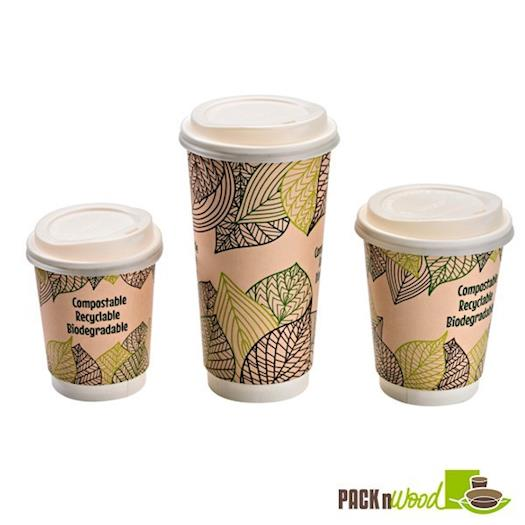 Eco-friendly Hot Coffee Cups