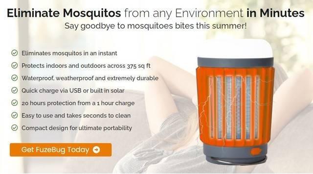 Best Mosquito Repellent Lamp