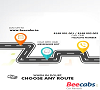 When in Doubt, Choose Beecabs