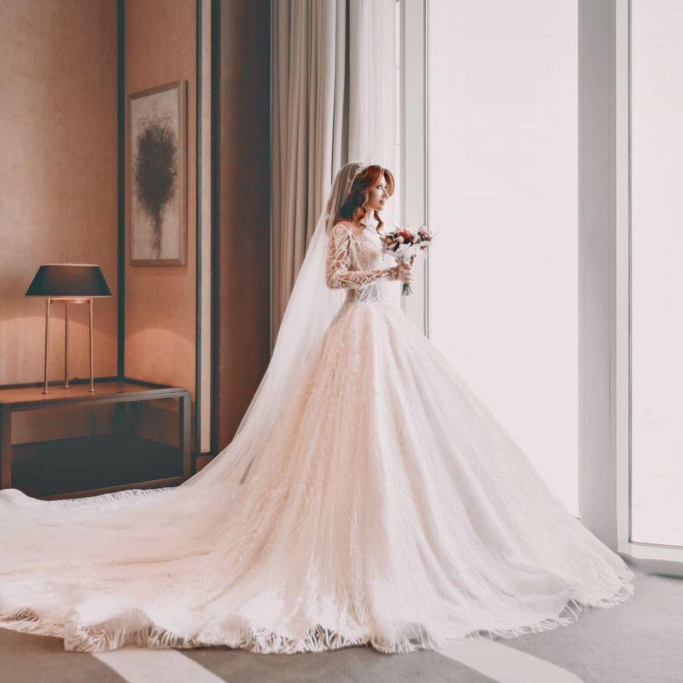Stunning Wedding Dresses in Dubai