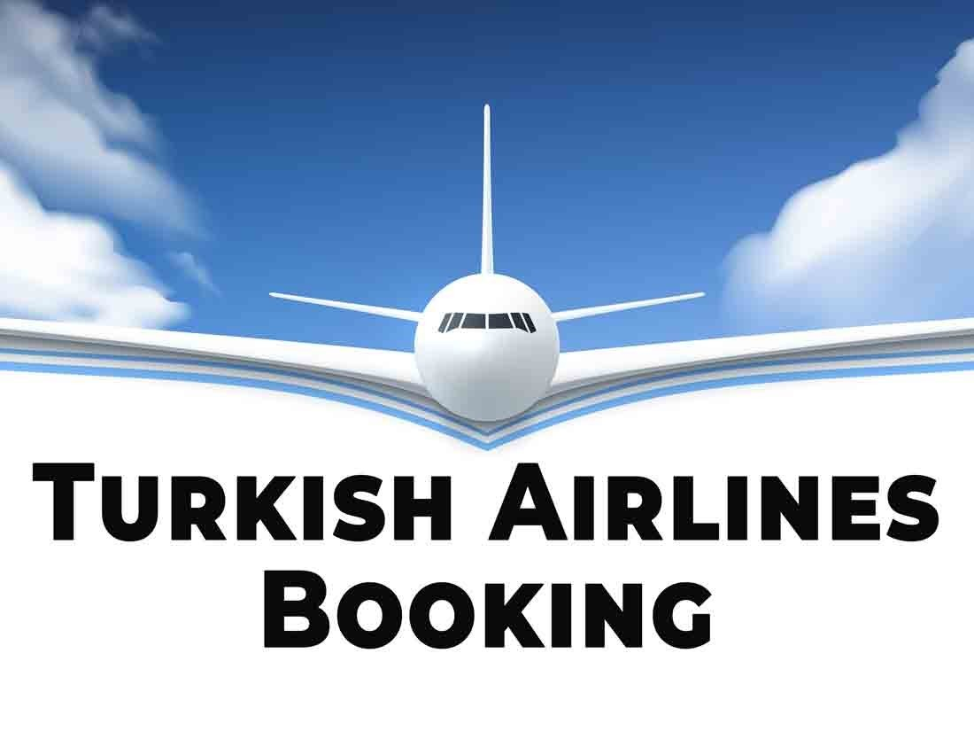How to book a multi-part flight with Turkish airlines reservations?