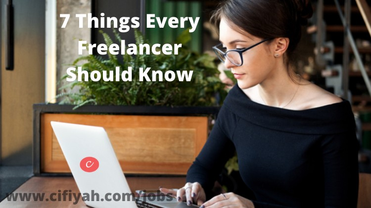 7 things every freelancer should know