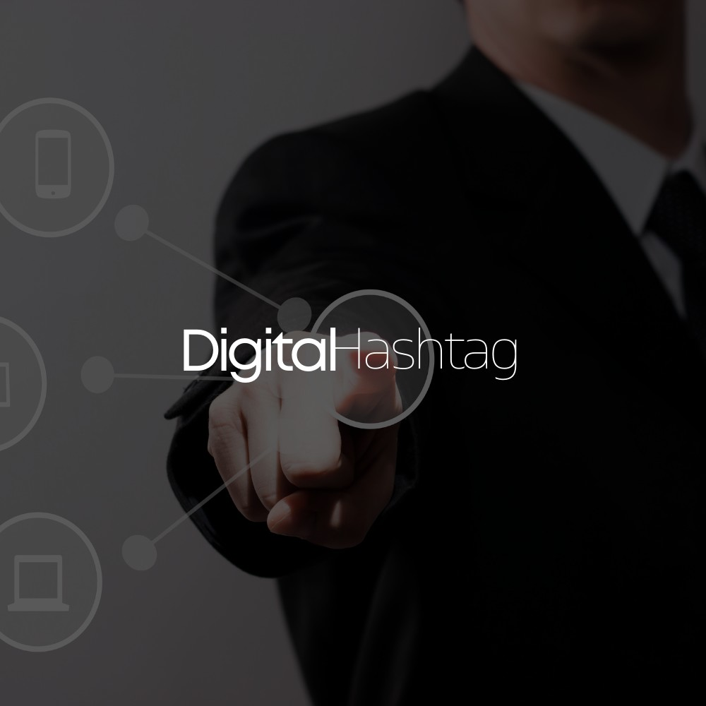 Digital Hashtag