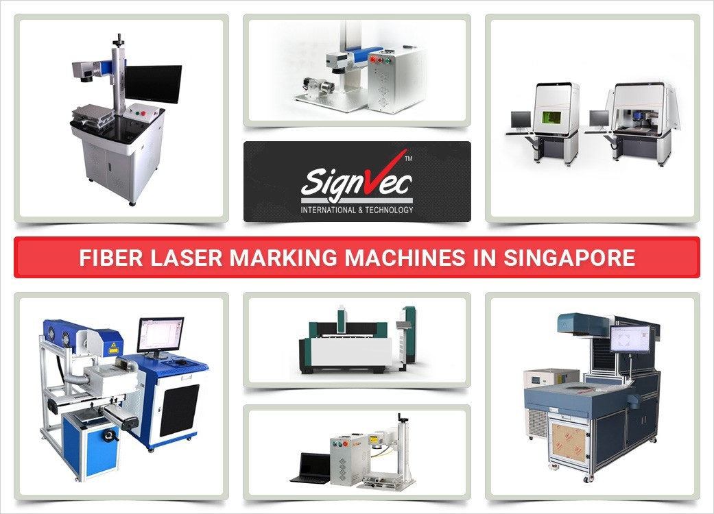 Fiber Laser Marking Machines in Singapore