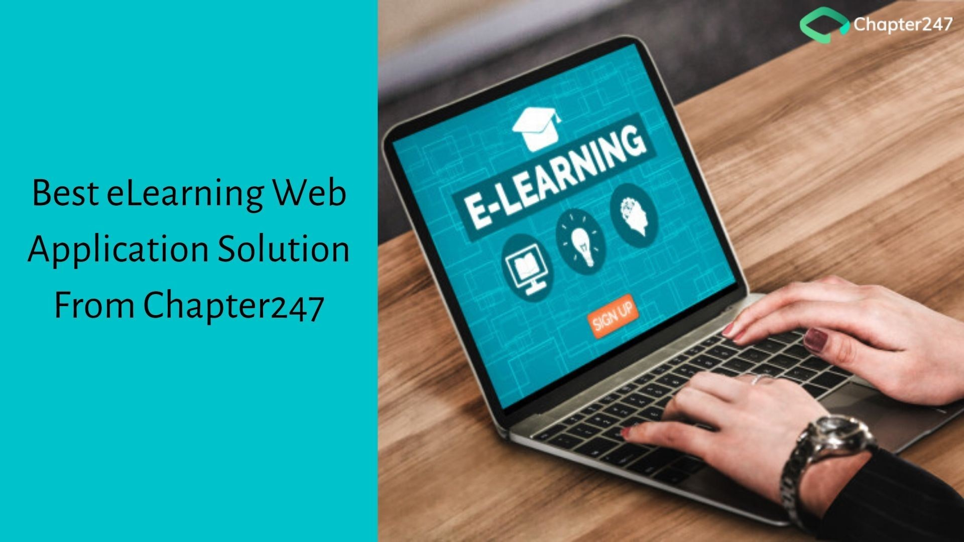 Get The Best eLearning Web Application Solution From Chapter247