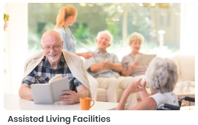 Assisted Living Facilities Online Directory Website