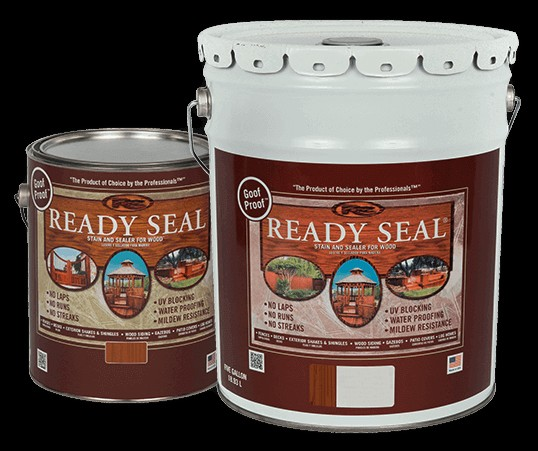 Ready Seal Paint Bucket