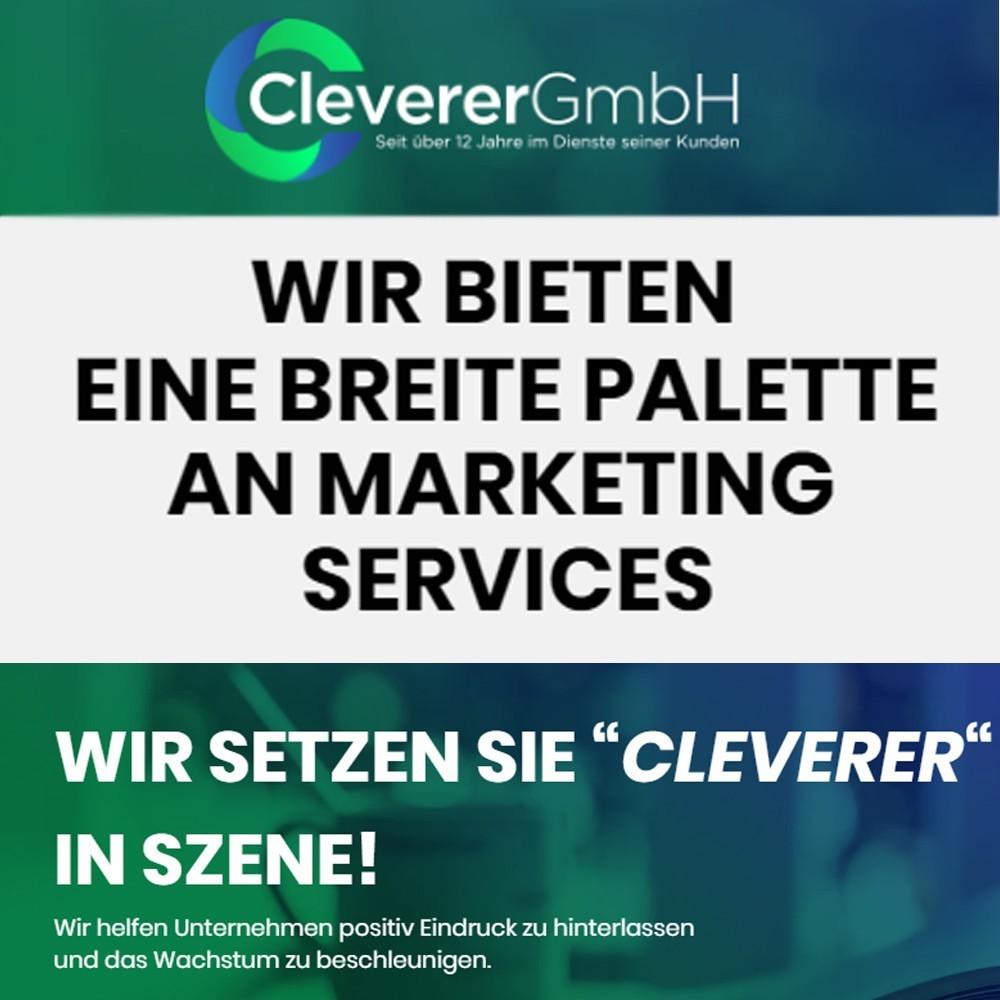 Cleverer GmbH ! Cleverer.net