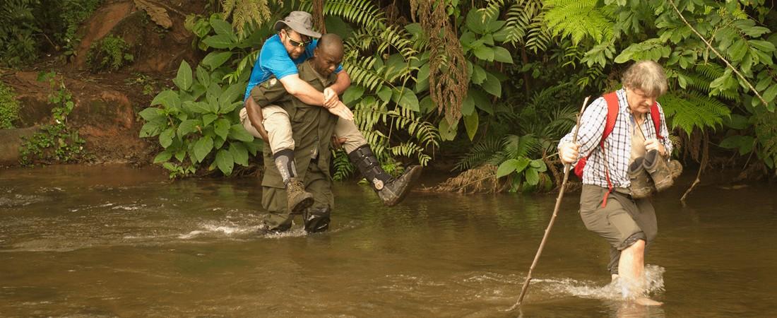 Walking Safaris Uganda