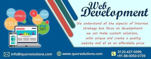 Best Web Development Service in Noida