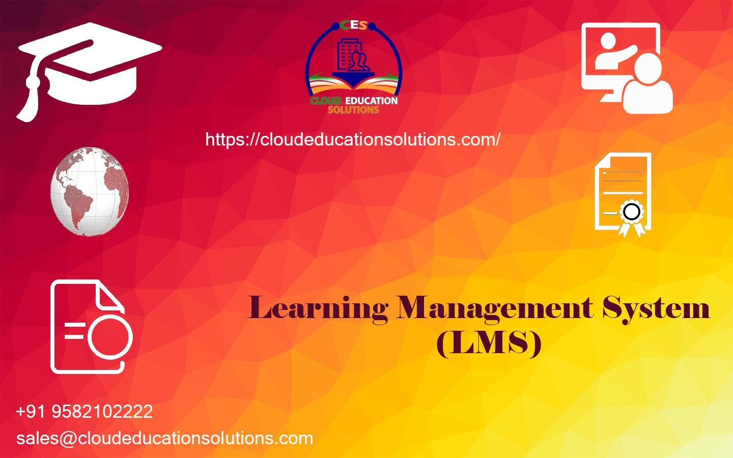 Learning Management System for Manufacturing