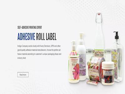Custom Adhesive Labels