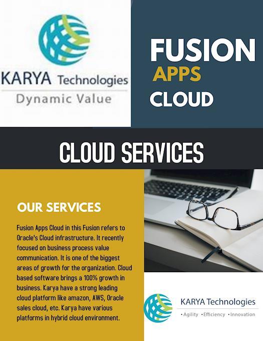 Fusion App Cloud
