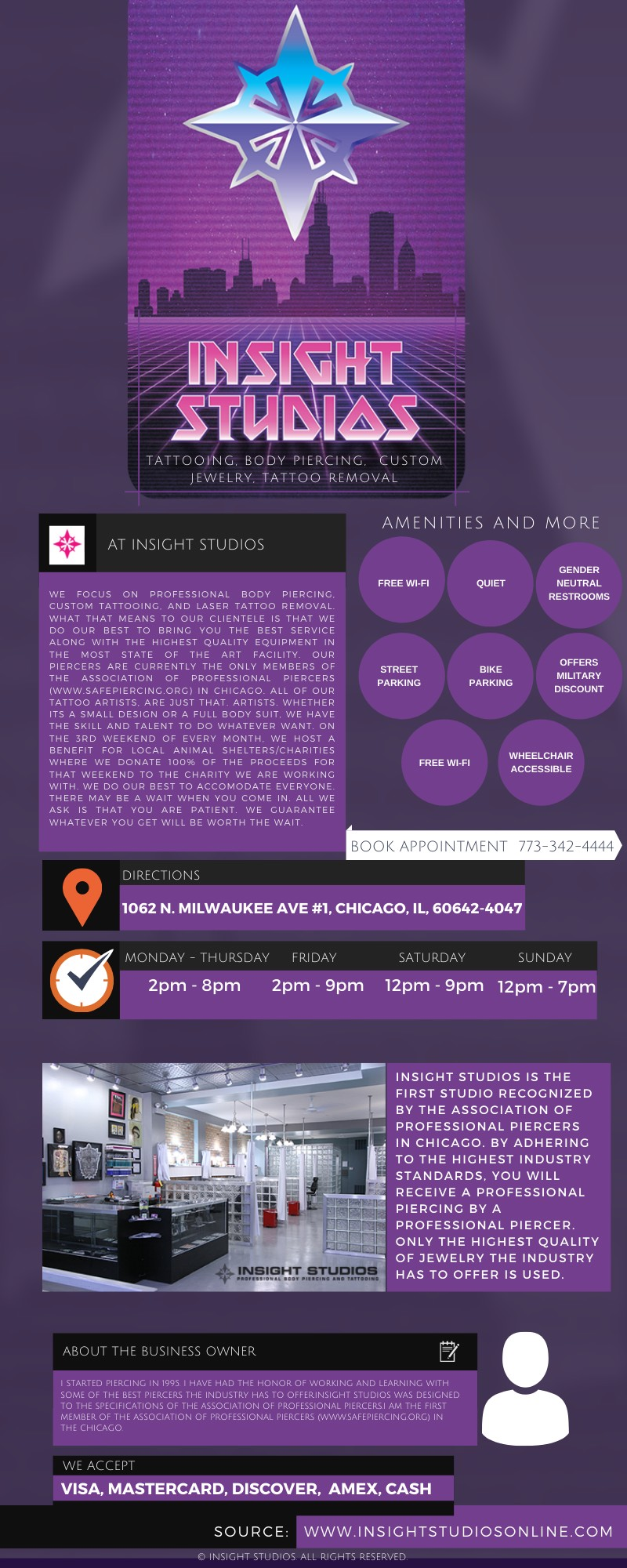Insight Studios: The Company Overview