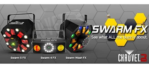 Swarm FX - CRLighting and Audio