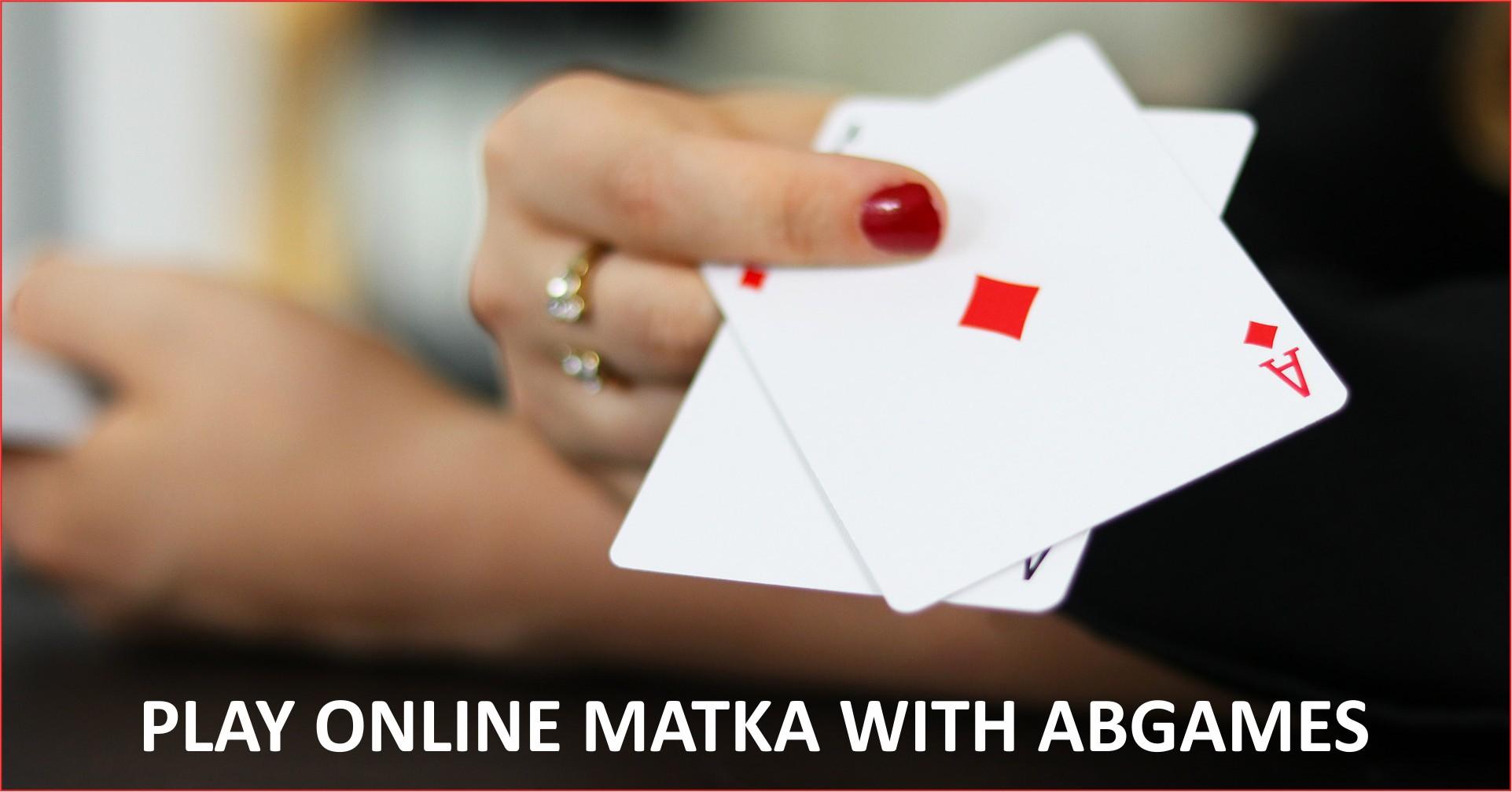 Play Online Matka | Kalyan Matka Tricks | ABGames Matka Online
