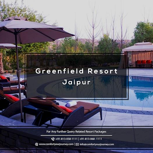 Greenfield Resort Jaipur | Resorts In Jaipur