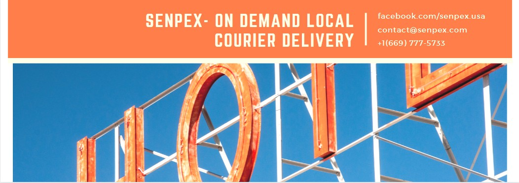 Senpex-Local Delivery Company