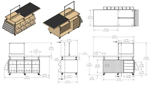 Furniture Design and Drafting