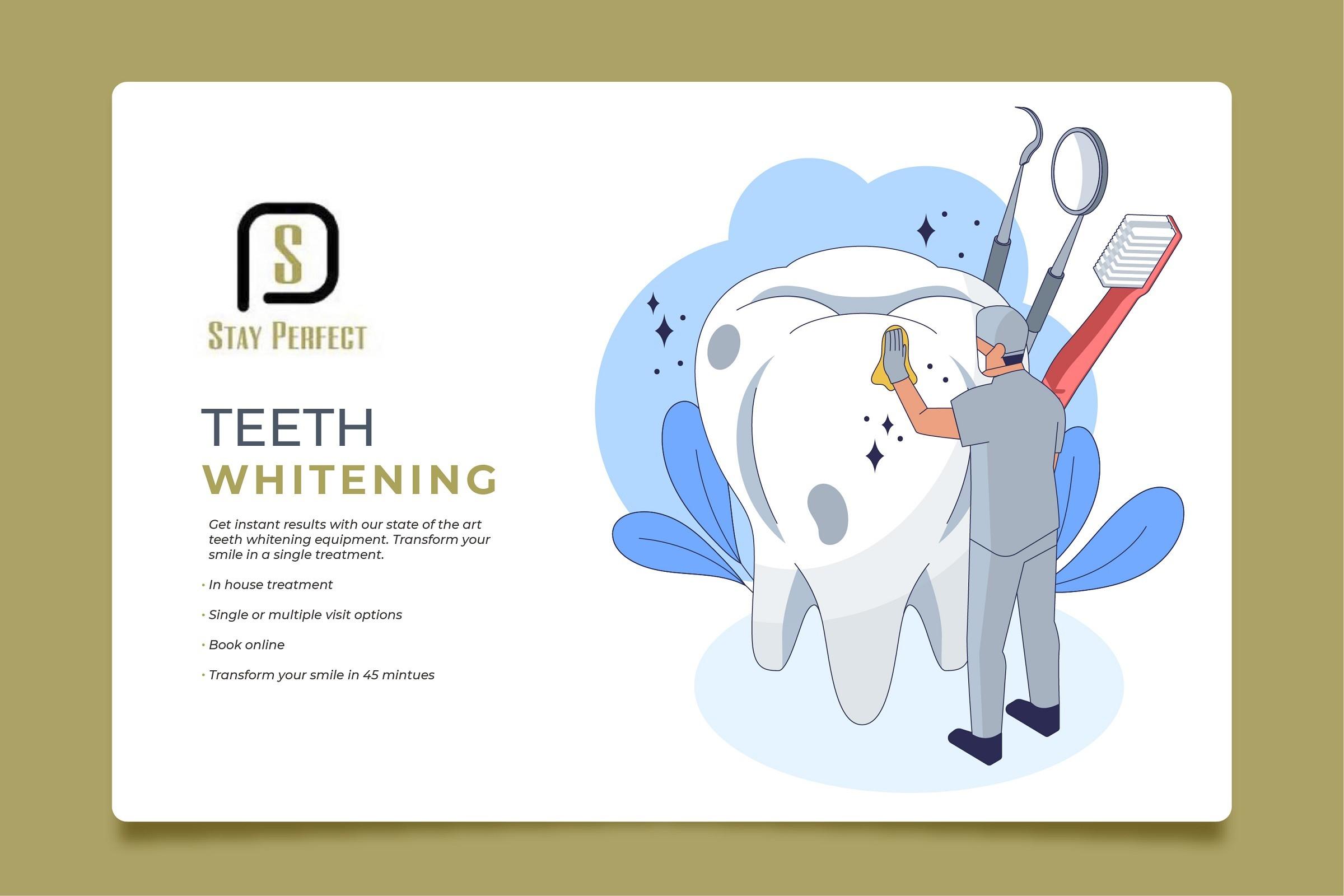 Best teeth whitening Melbourne |Professional Teeth whitening