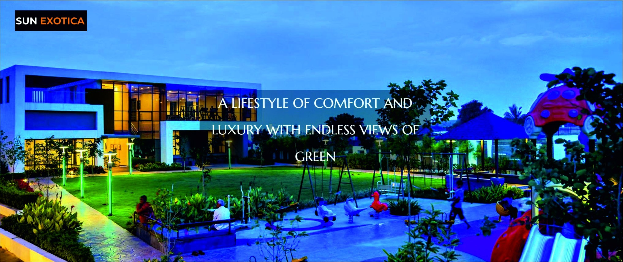 2 & 3 BHK Apartments in Katraj Kondhwa Road | Sun Exotica | Mittalbuilders