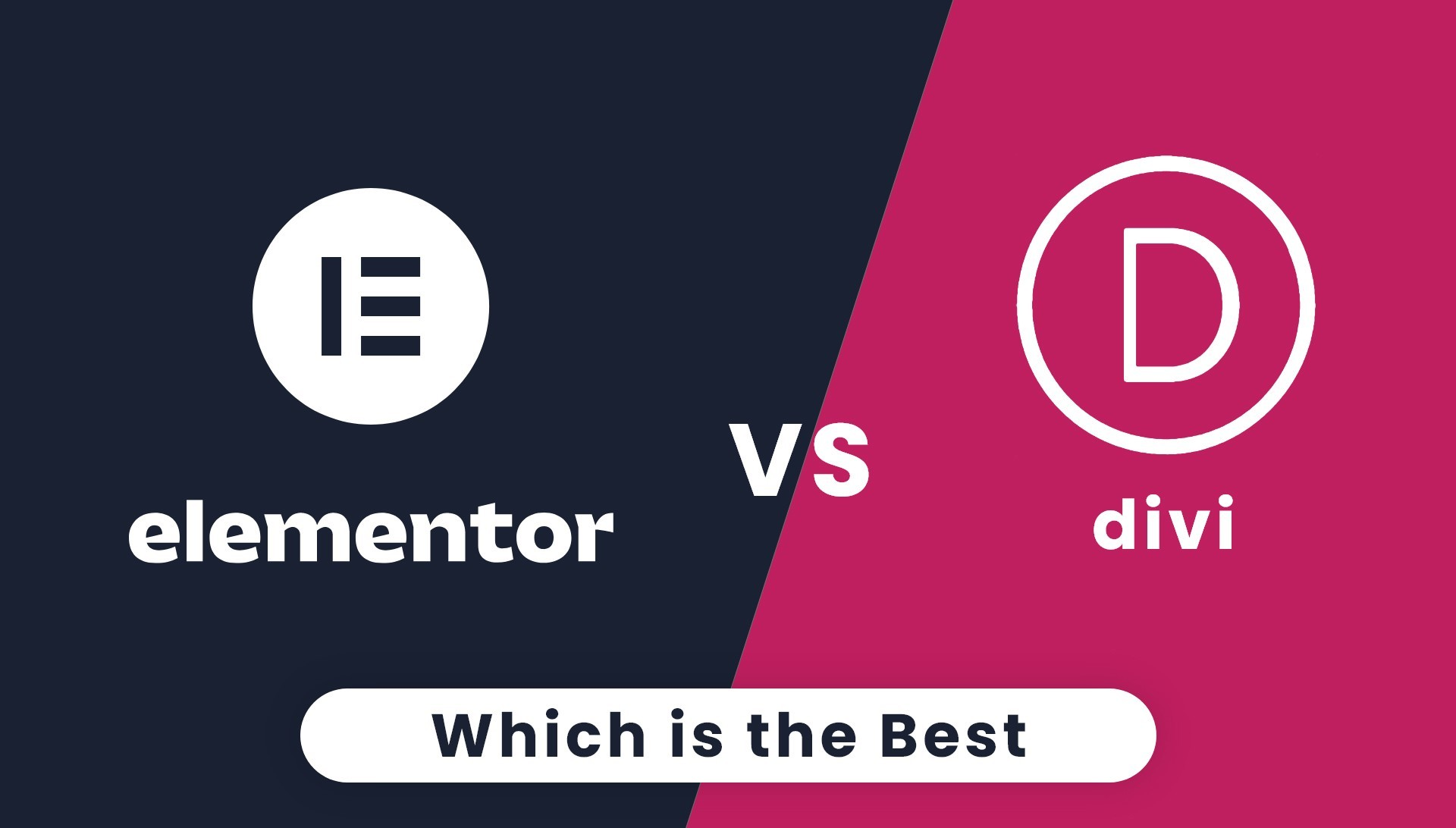 DIVI VS ELEMENTOR – WHICH IS THE BEST