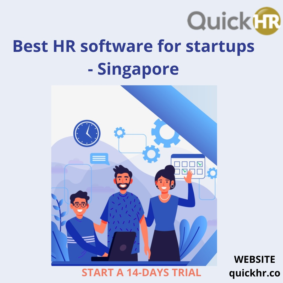 Best hr software for stratup singapore