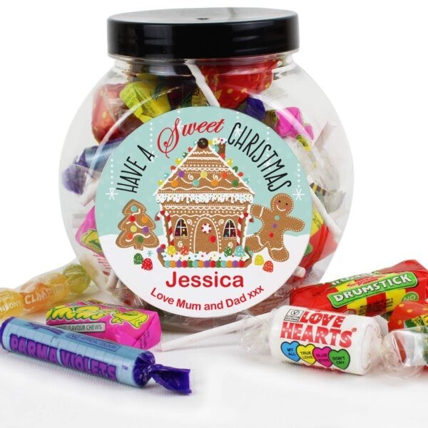 Personalised sweets Brand name: Make It Your Way