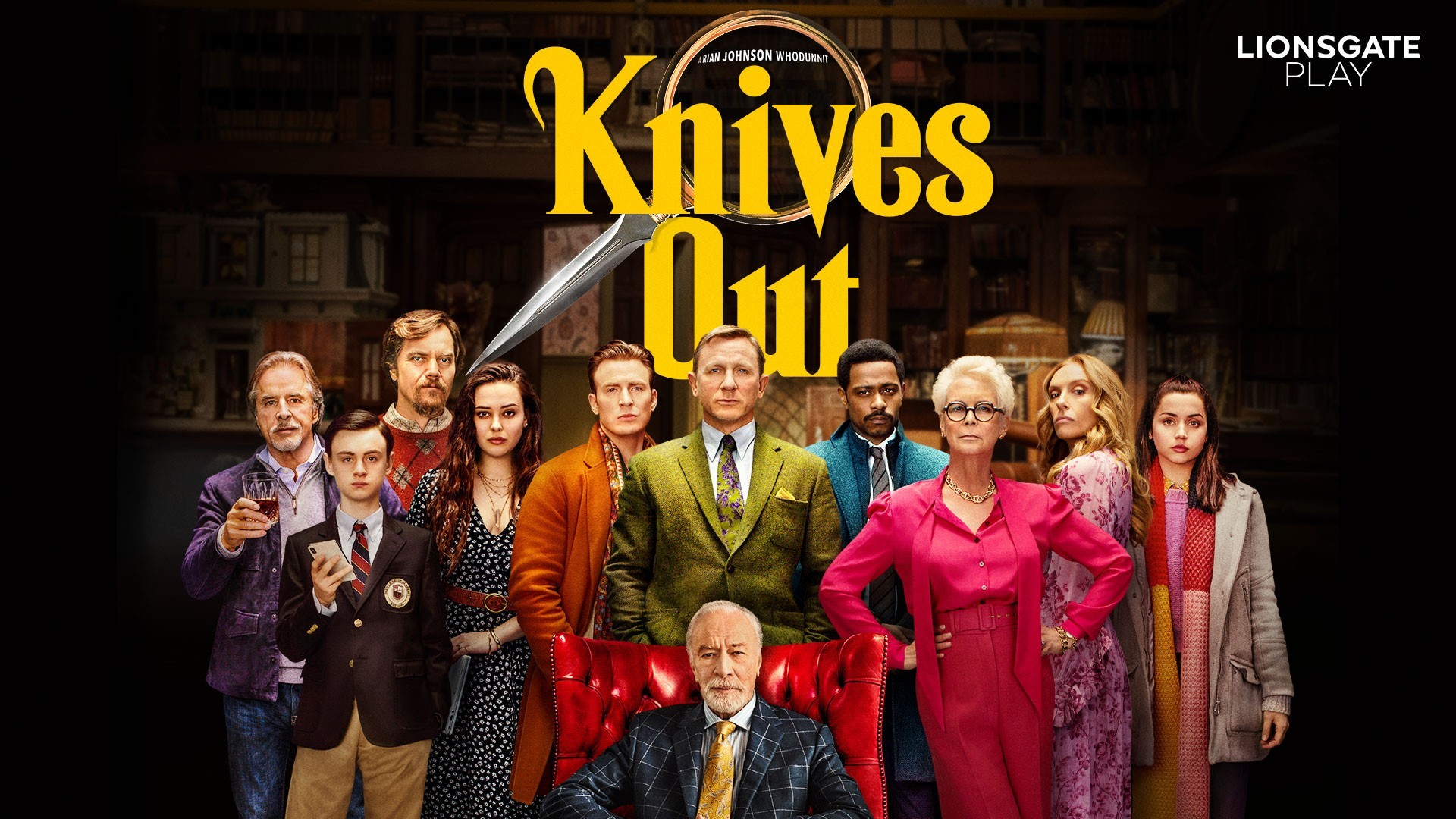 Watch Knives Out online | Stream full HD movies on Airtel Xstream (Airtel TV)