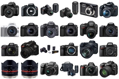 If you want a good Dslr camera that to at a discount then tell me.