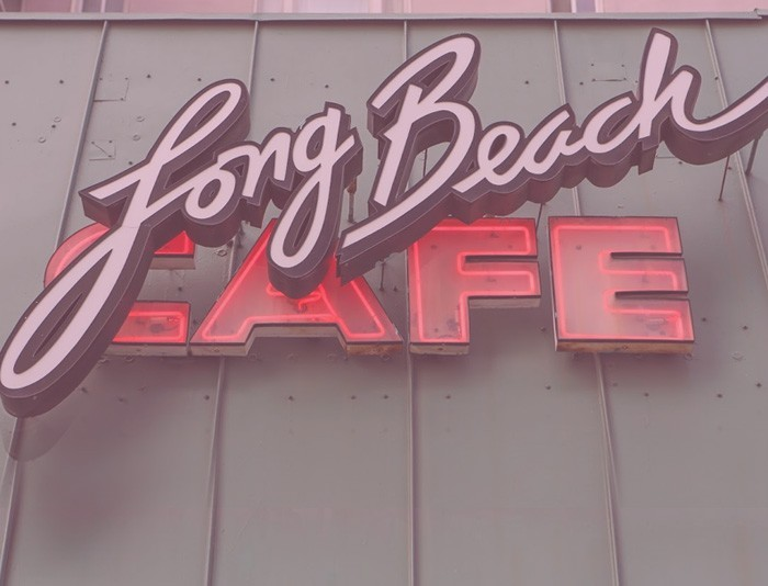 the long beach cafe
