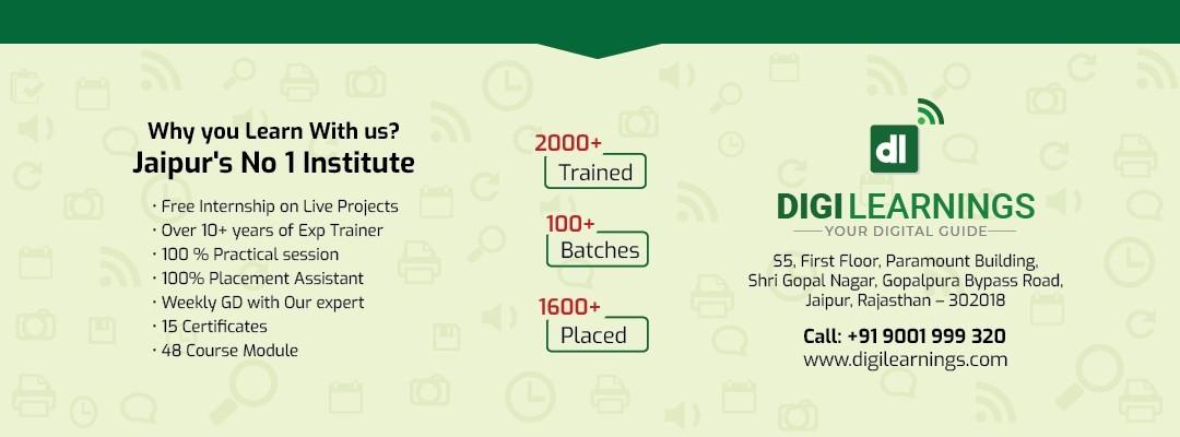 Our Digital Marketing Modules