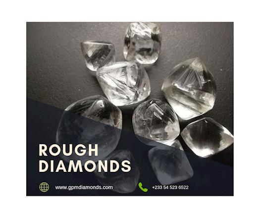 Rough Diamond Dealer
