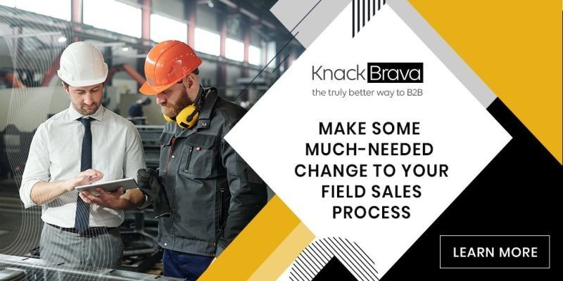 Knack Brava - the truly better way to B2B