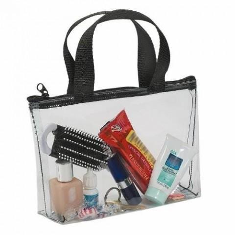 Clear View Zipper Bags