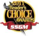 SSGM 2011 Reader's Choice