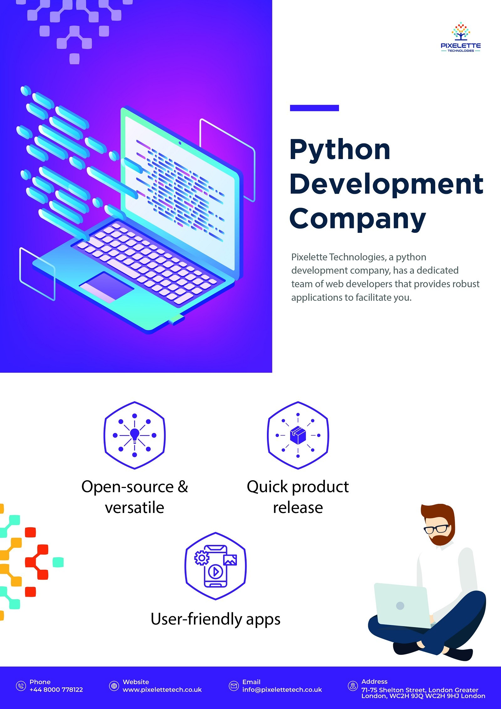 Leading Python Development Company