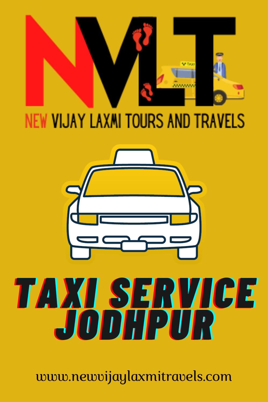 Taxi Service Jodhpur   New Vijay Laxmi Travels
