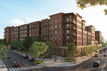 Olive & Wooster Apartments