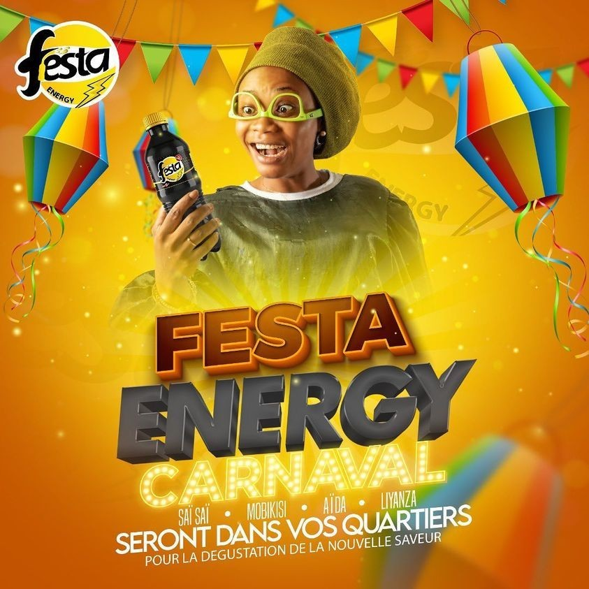 Find the Best Energy drink in Kinshasa, DR Congo, Africa