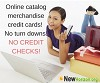 Use online store credit cards guaranteed approval