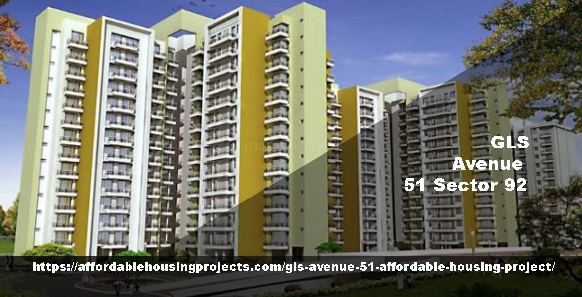 GLS Avenue 51 Sector 92 Gurgaon 8130886559