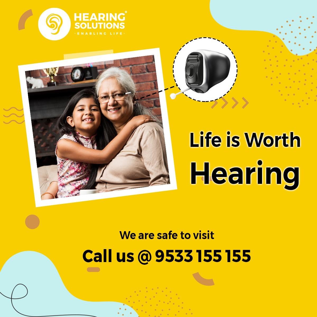 Hearing AId Clinic in Chennai