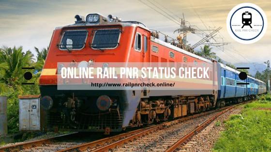 Check PNR Status Online
