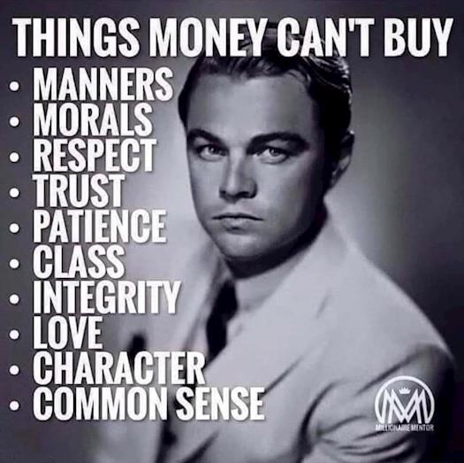 Money facts