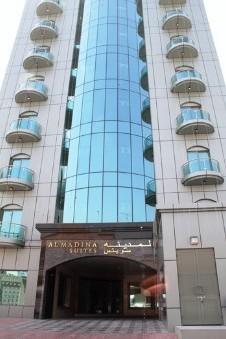 Hotel Booking Madina