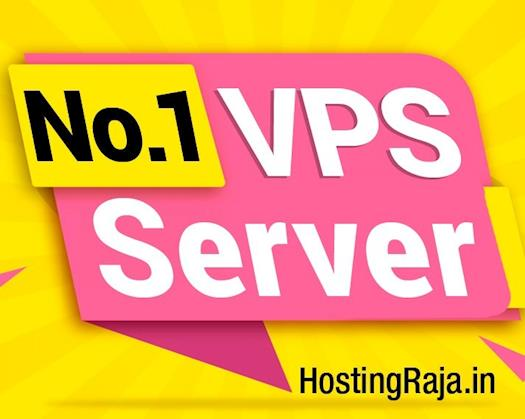 VPS Hosting from HostingRaja